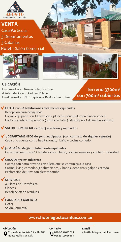 Venta Hotel